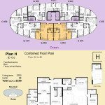 Moana Pacific Combined Floor Plan H