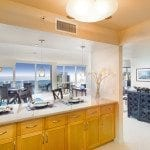 Moana Pacific Ocean Suite Kitchen to Dining Living