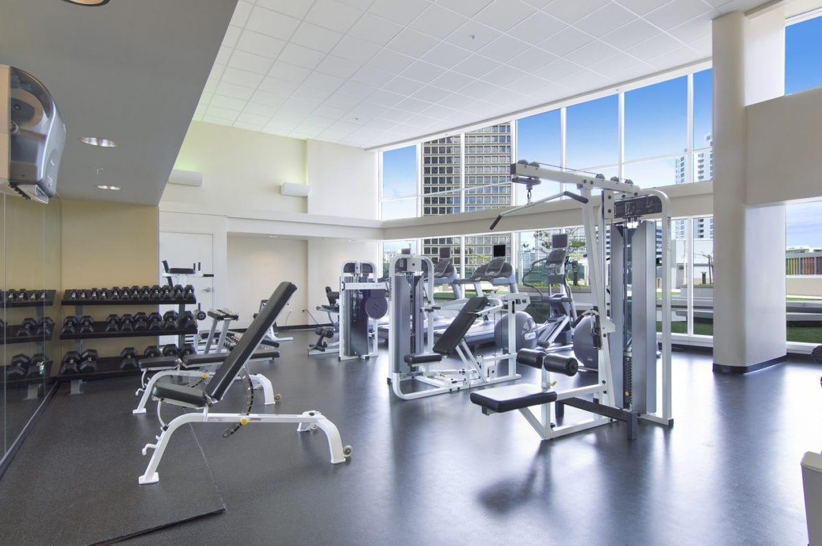 Modern Fitness at Moana Pacific